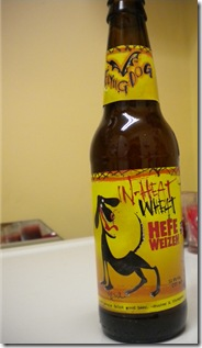 Flying Dog Hefeweizen