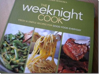 weeknight cook