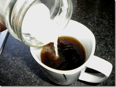 make latte