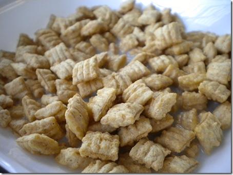 honey sunshine cereal