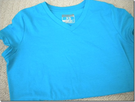 C9 workout shirt