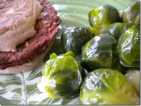 burger and brussels