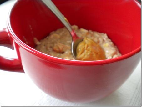 mug of oats