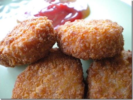 fake nuggets