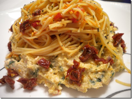 pasta creation
