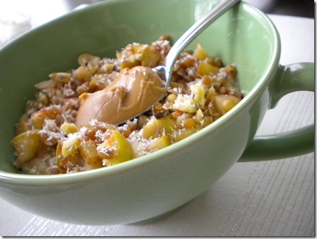 apple banana oats