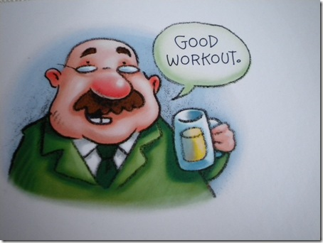st patty's workout