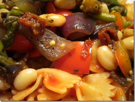 veggies & pasta